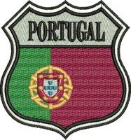 Le sp cialiste de la broderie l 39 unit de l 39 impression - Drapeau portugais a imprimer ...