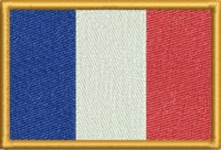 France:Drapeau bleu-blanc-rouge, bordure do