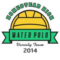 Water Polo Template DNT001