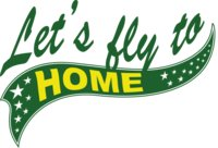 "Let""s fly to home 08"