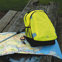 Large Reflective backpack