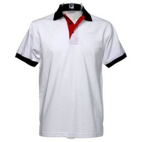Polo KK404 Contrast Collar & Placket Polo