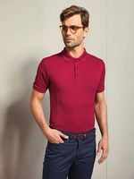 Polo piqué Homme Coolchecker Plus - Coolplus®